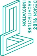 2016 year of innovation, architecture and design logo