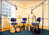 ARC Recording Studio - Interior