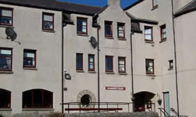 Northern Court Sheltered Housing in Fraserburgh
