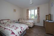 Doocot View Short Break Respite Flat Bedroom
