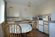 Short Break Respite Flat Kitchen