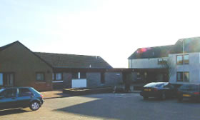 Cantlay Court Sheltered Housing, Cruden Bay